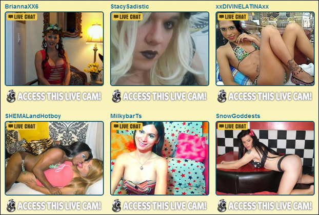 Find Available Live Chat Tranny Cams Fast